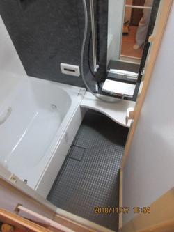 浴室リフォーム 【ユニットバスからユニットバスへ交換】